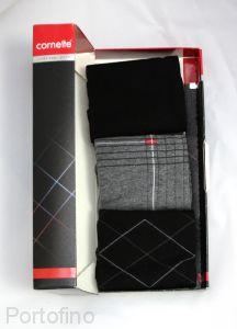 Мужские носки Cornette Premium 3 пары