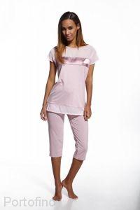 663-83 женская пижама Cornette