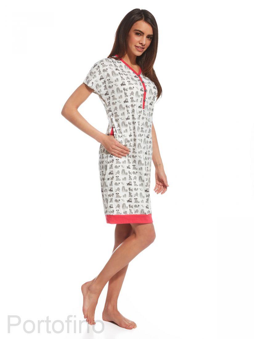 637-115 Сорочка женская Cornette