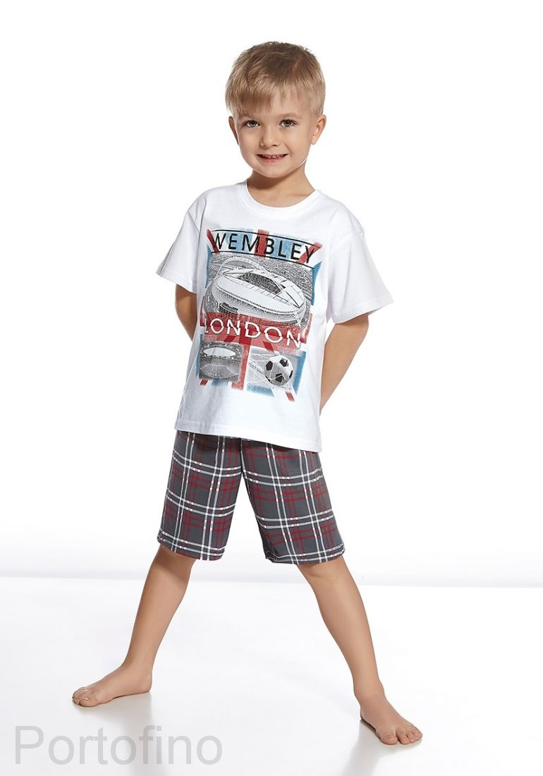 789-45 Детская пижама Cornette