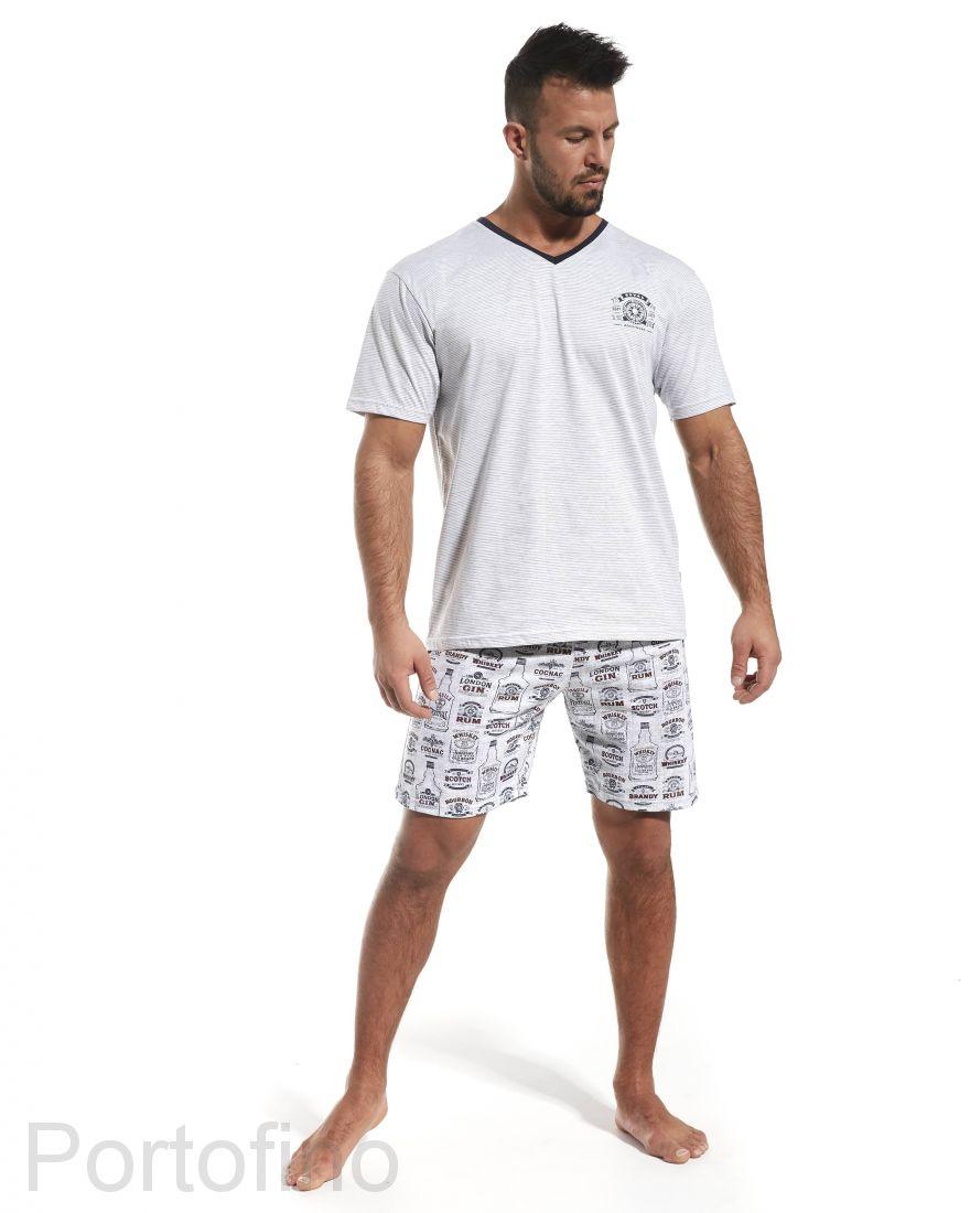 326-60 Пижама мужская Cornette