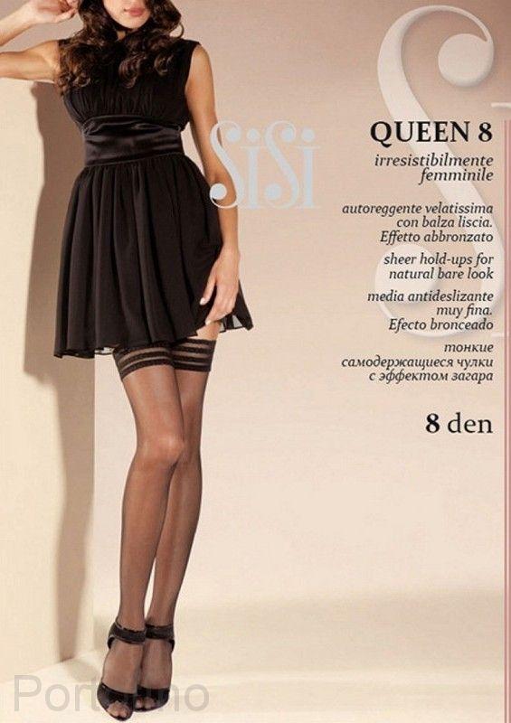 Queen 8 |чулки|  Sisi